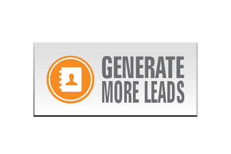 increase leads icon