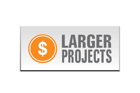 increase job size icon